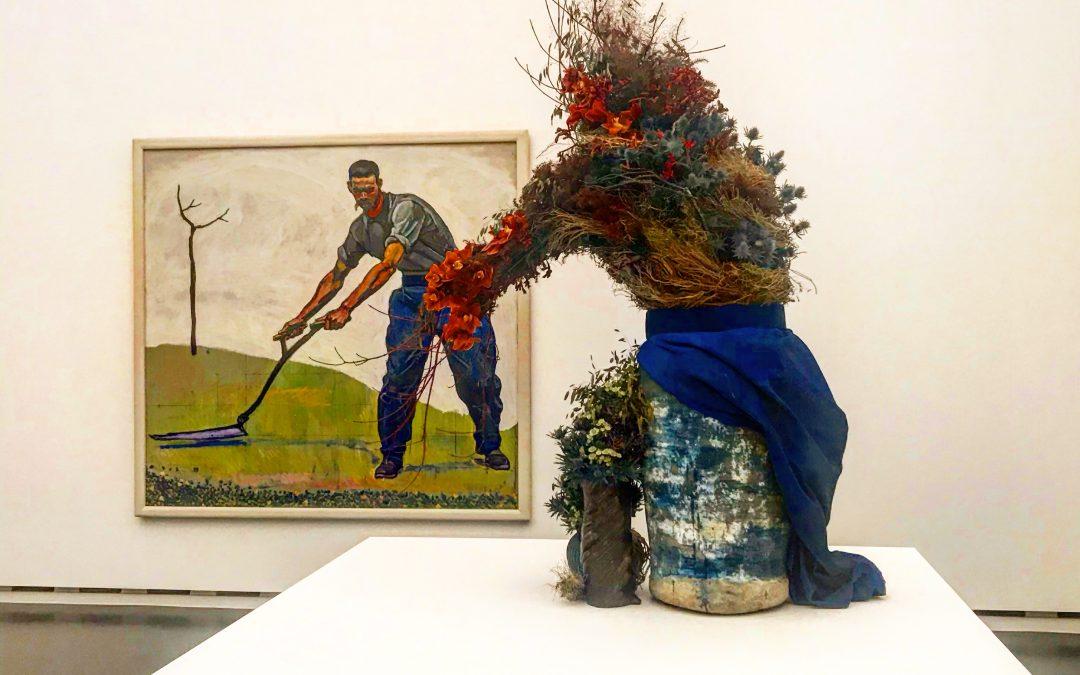 Flores, arte y decoración